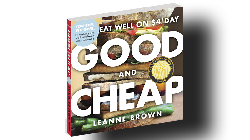 Good And Cheap book by Leanne Brown