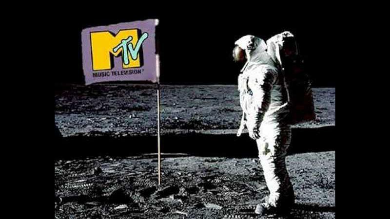 MTV Moon Flag