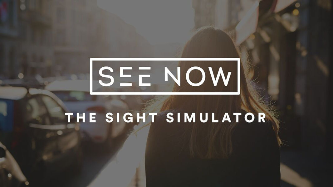 See Now: The Sight Simulator