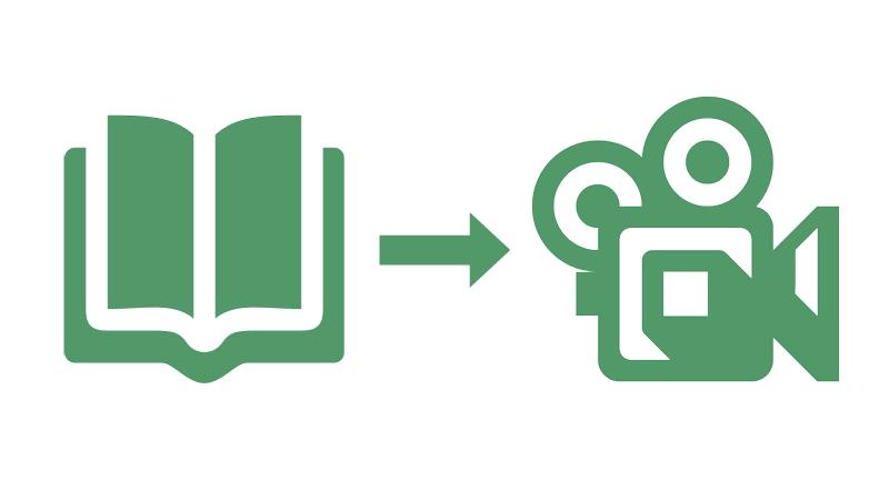 green book icon to green movie icon
