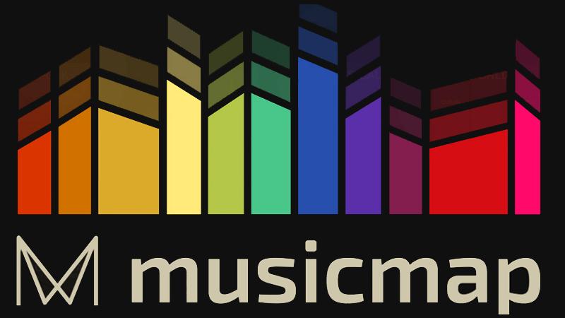 Music Map Logo