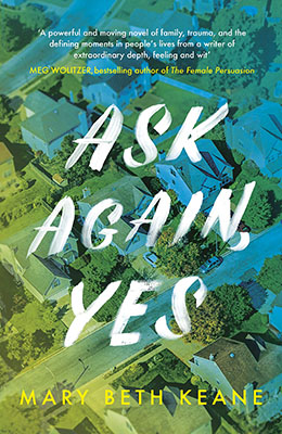 Book Club - Ask Again Yes