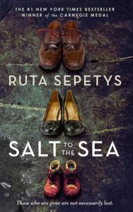 Thursday Evening Book Club - Salt To The Sea