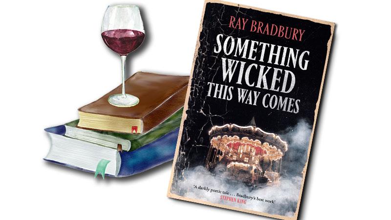 Books n' Beverages Book Club October 2021