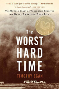 The Worst Hard Times Timothy Egan