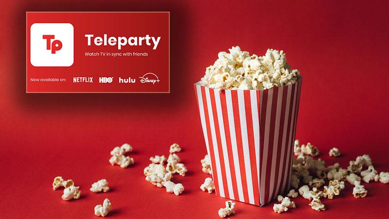 Teen Netflix Party