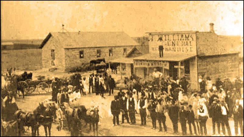 Children of the Promised Land - Nicodemus, Kansas