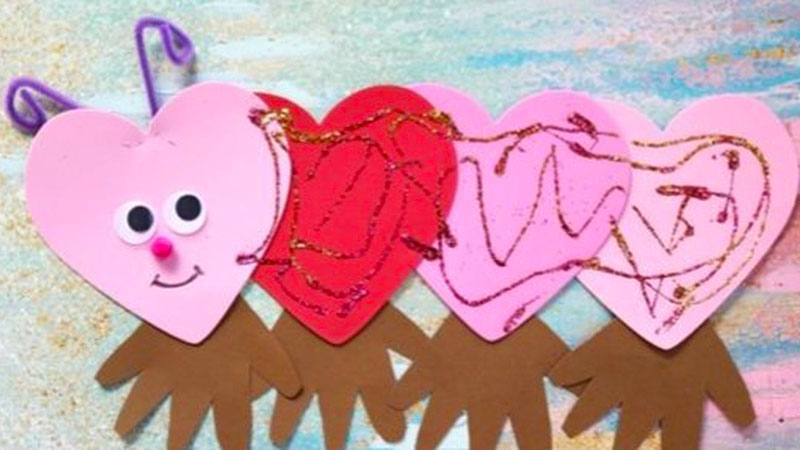 To-Go Craft: Love Bugs