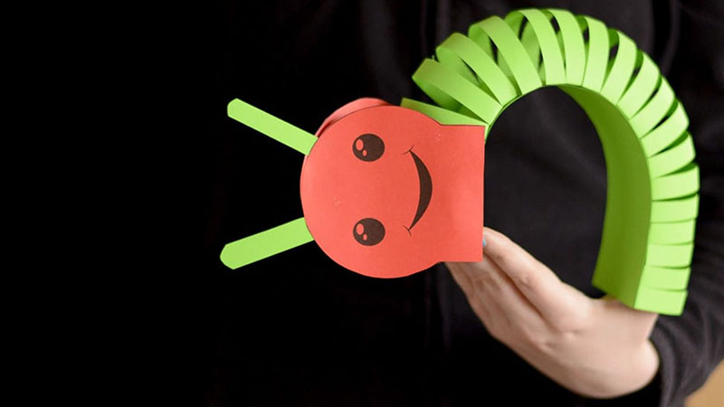 To Go Craft Hungry Hungry Caterpillar