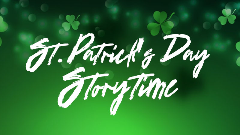 St. Patrick's Day Storytime