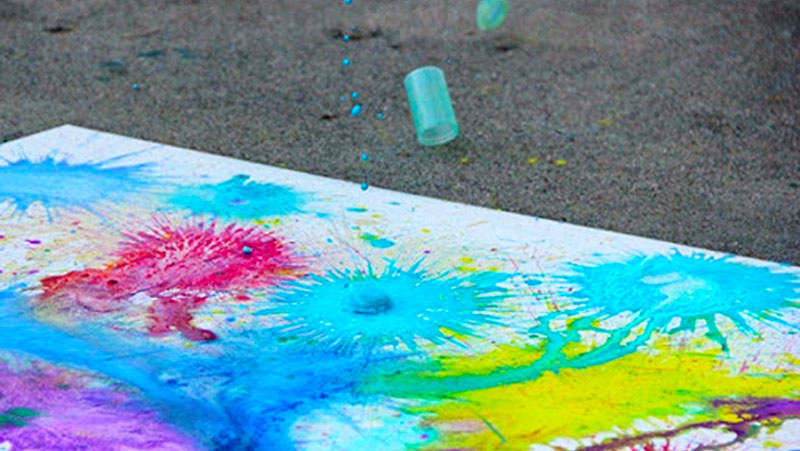 Exploding Art