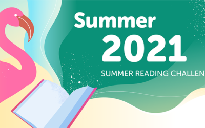 Adult 2021 Summer Reading Challenge