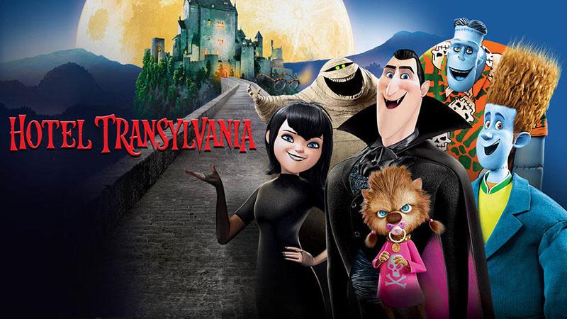 Family Movie Night - Hotel Transylvania